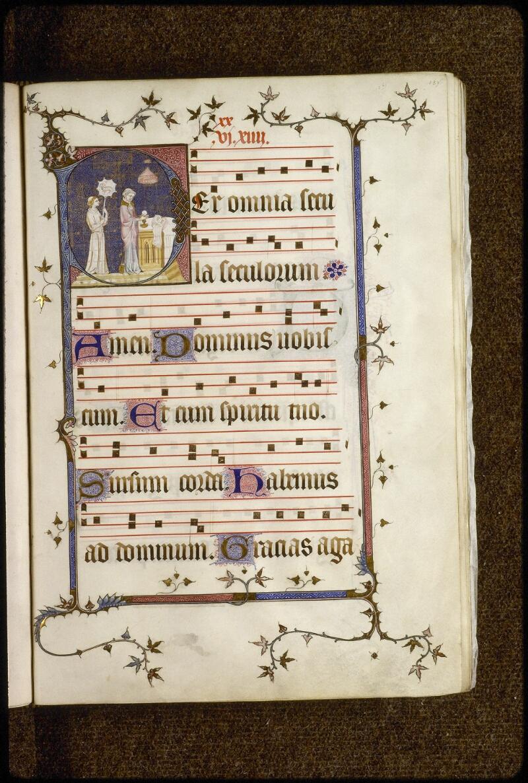 Lyon, Bibl. mun., ms. 5122, f. 137 - vue 1
