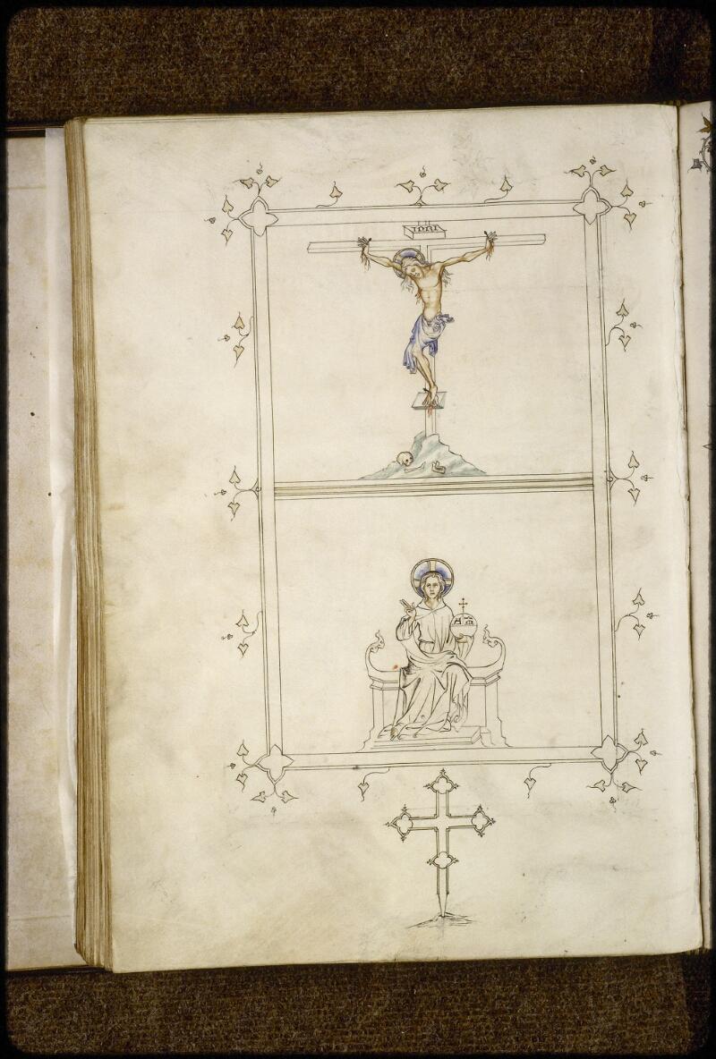 Lyon, Bibl. mun., ms. 5122, f. 142v - vue 1