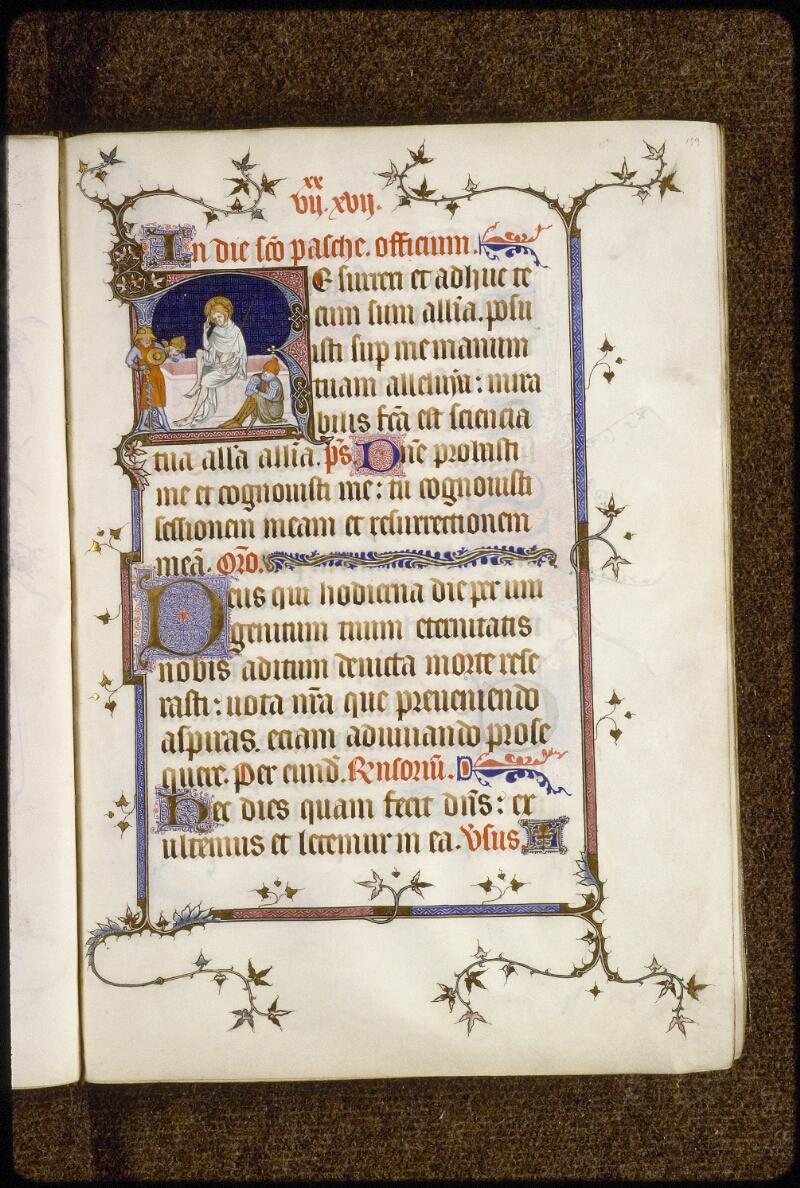 Lyon, Bibl. mun., ms. 5122, f. 159 - vue 1