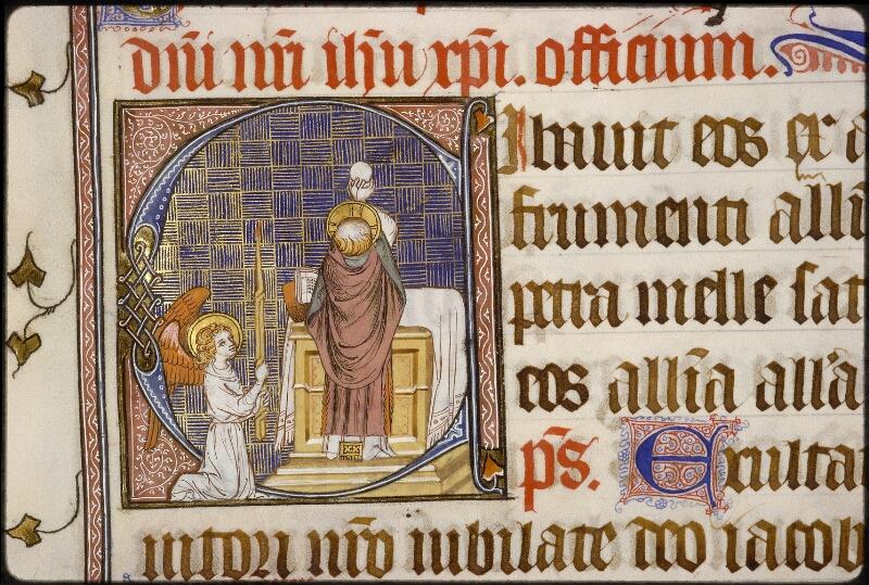 Lyon, Bibl. mun., ms. 5122, f. 185v - vue 1