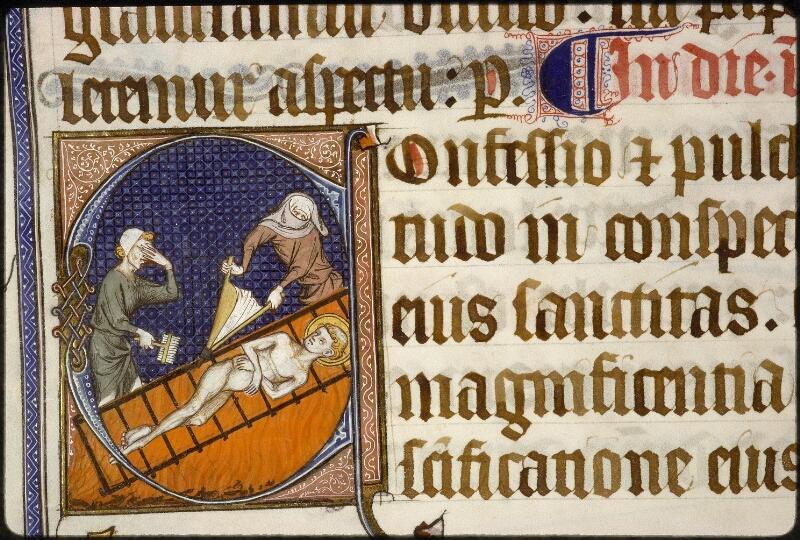 Lyon, Bibl. mun., ms. 5122, f. 280v - vue 2