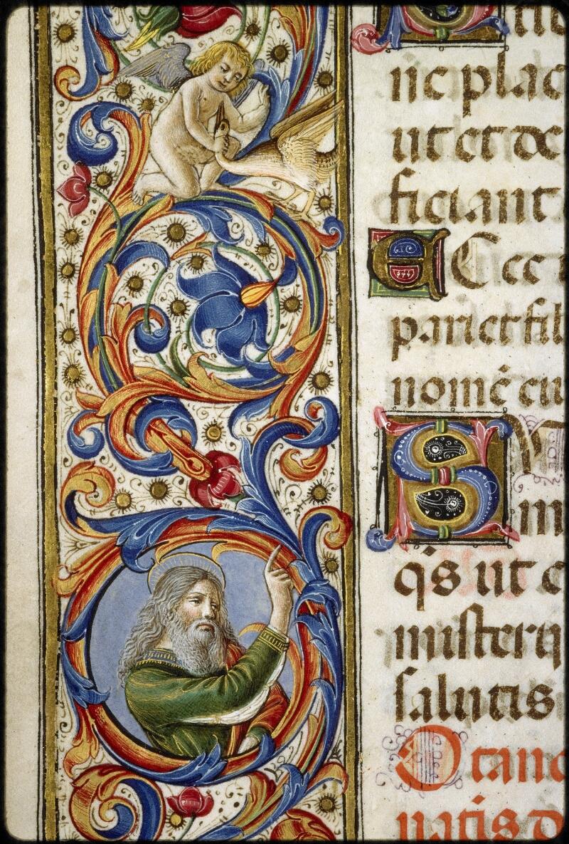 Lyon, Bibl. mun., ms. 5123, f. 016v - vue 3