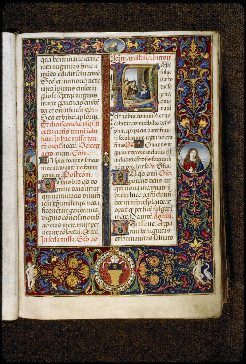 Lyon, Bibl. mun., ms. 5123, f. 019 - vue 1