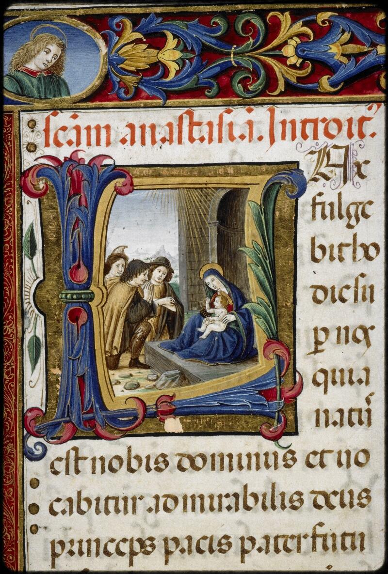 Lyon, Bibl. mun., ms. 5123, f. 019 - vue 2