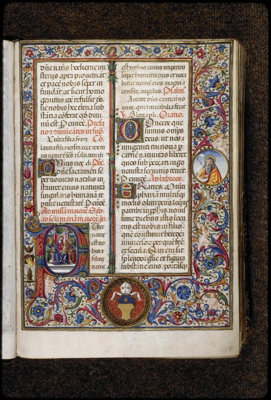 Lyon, Bibl. mun., ms. 5123, f. 020 - vue 1
