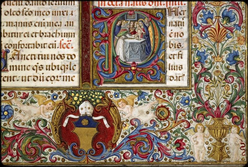 Lyon, Bibl. mun., ms. 5123, f. 028 - vue 1