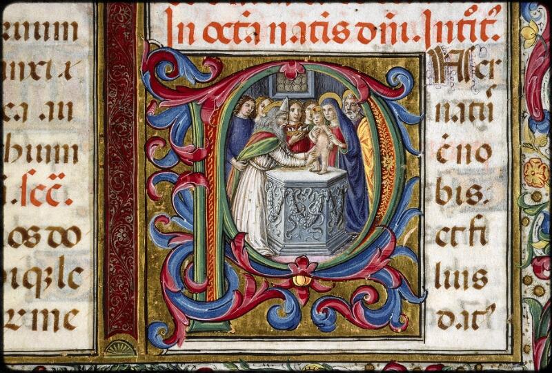 Lyon, Bibl. mun., ms. 5123, f. 028 - vue 2