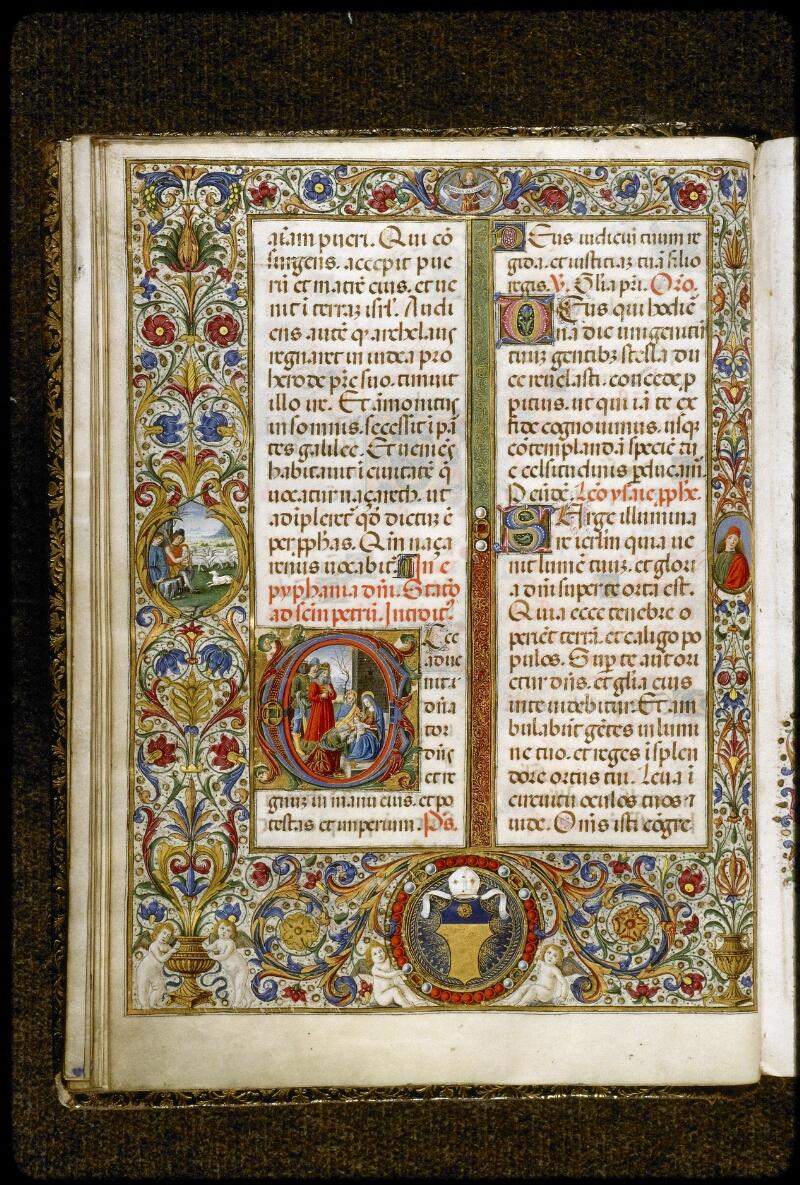 Lyon, Bibl. mun., ms. 5123, f. 029v - vue 1