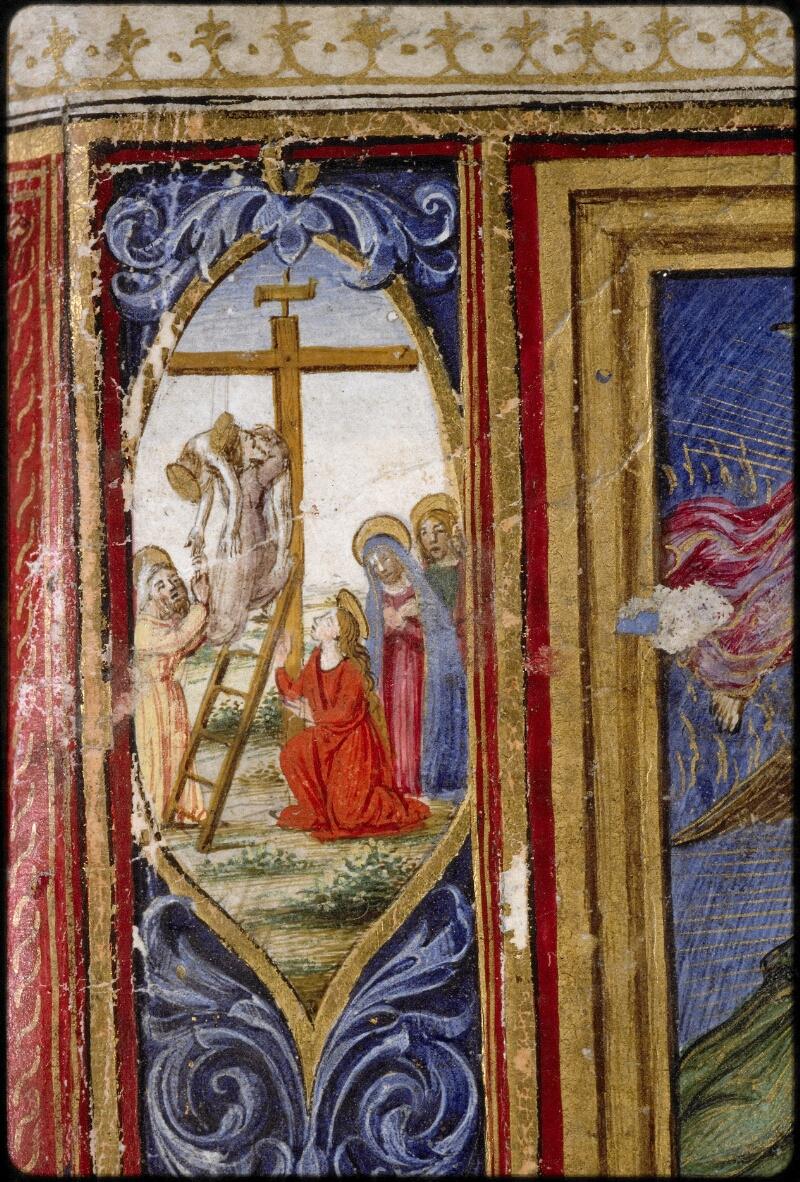 Lyon, Bibl. mun., ms. 5123, f. 203 - vue 10