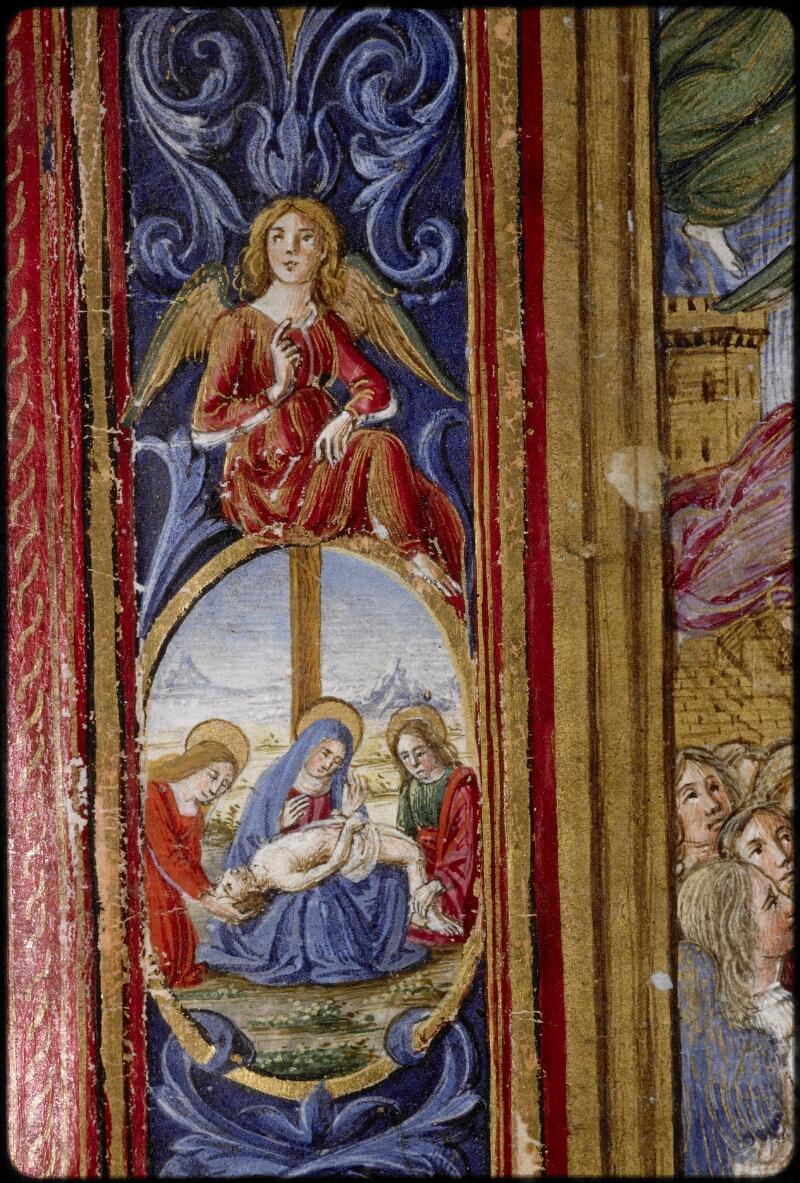 Lyon, Bibl. mun., ms. 5123, f. 203 - vue 11