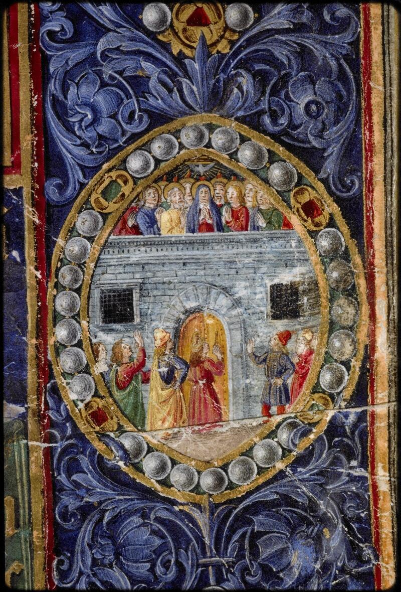 Lyon, Bibl. mun., ms. 5123, f. 203 - vue 17