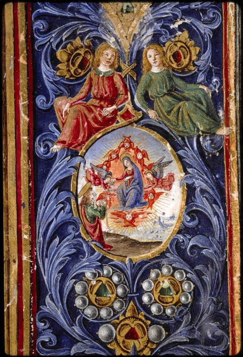 Lyon, Bibl. mun., ms. 5123, f. 203 - vue 18