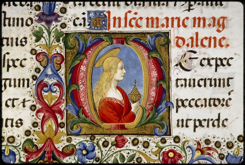 Lyon, Bibl. mun., ms. 5123, f. 320v - vue 3