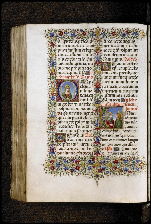Lyon, Bibl. mun., ms. 5123, f. 323v - vue 1