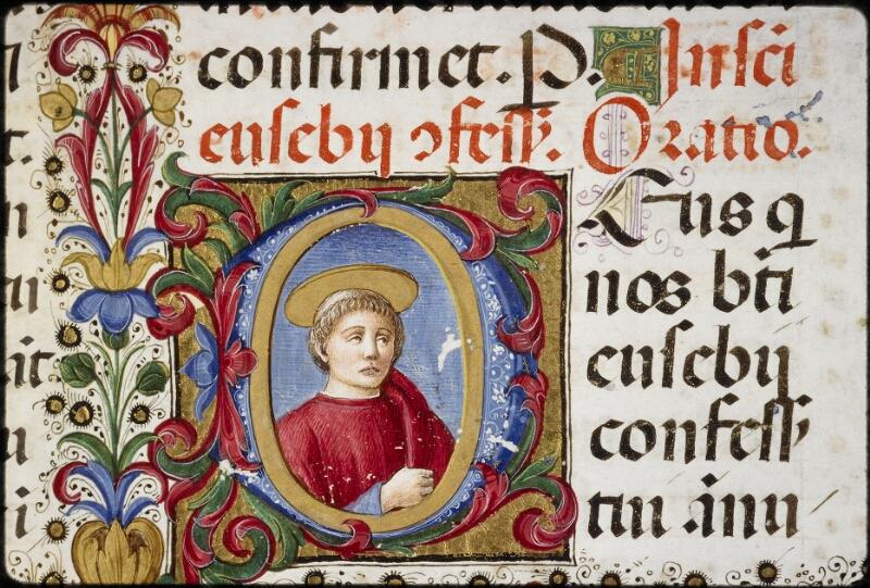 Lyon, Bibl. mun., ms. 5123, f. 330v - vue 2