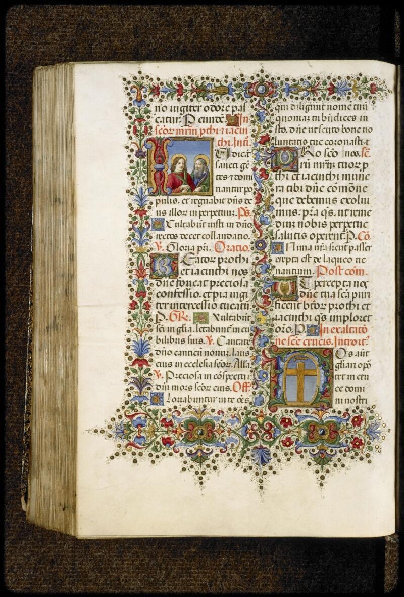 Lyon, Bibl. mun., ms. 5123, f. 341v - vue 1
