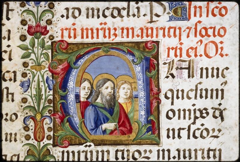 Lyon, Bibl. mun., ms. 5123, f. 345