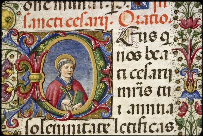 Lyon, Bibl. mun., ms. 5123, f. 354 - vue 1
