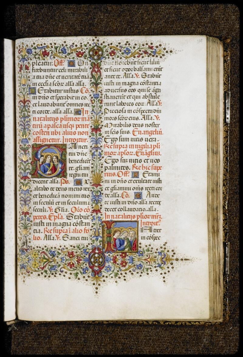 Lyon, Bibl. mun., ms. 5123, f. 372 - vue 1