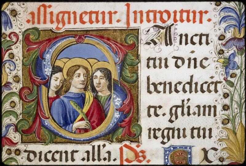 Lyon, Bibl. mun., ms. 5123, f. 372 - vue 2