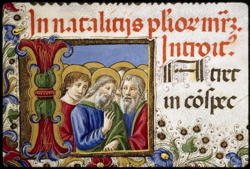 Lyon, Bibl. mun., ms. 5123, f. 372 - vue 3