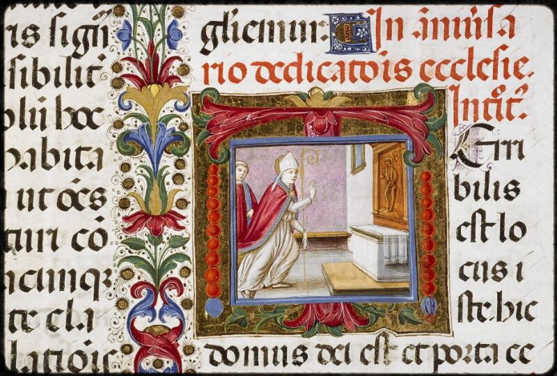 Lyon, Bibl. mun., ms. 5123, f. 394v - vue 3