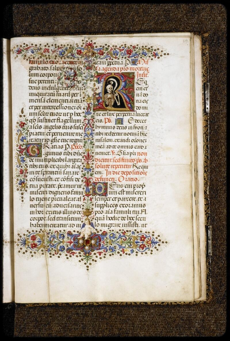 Lyon, Bibl. mun., ms. 5123, f. 419 - vue 1