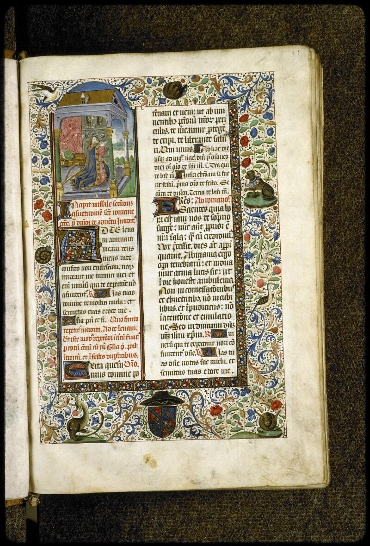Lyon, Bibl. mun., ms. 5124, f. 008 - vue 2