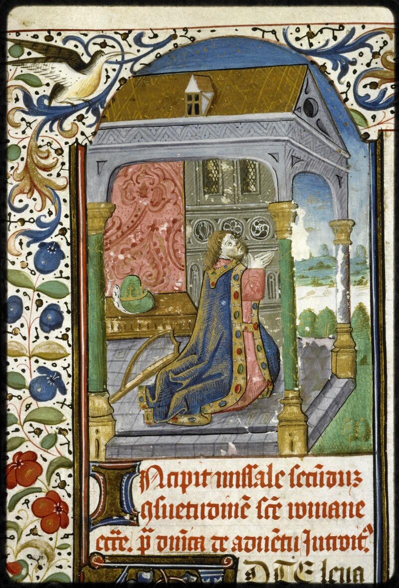 Lyon, Bibl. mun., ms. 5124, f. 008 - vue 3