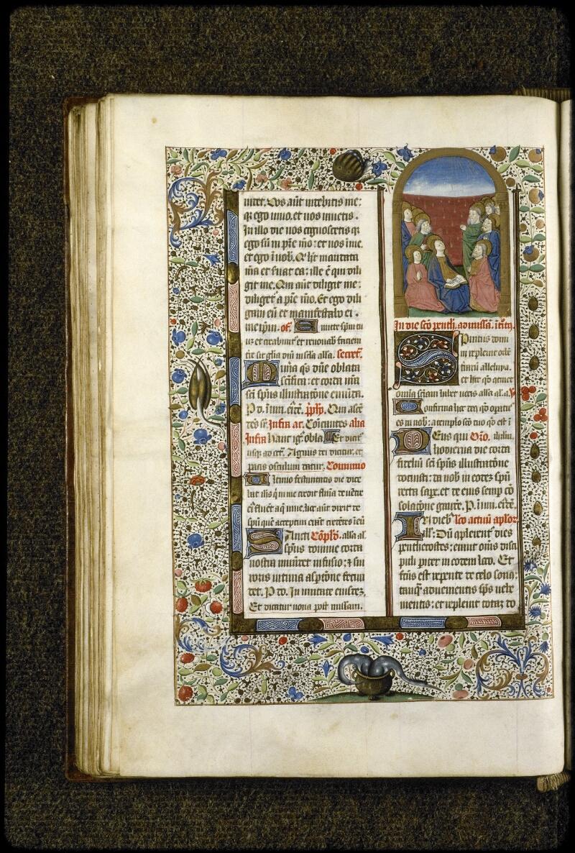 Lyon, Bibl. mun., ms. 5124, f. 122v - vue 1