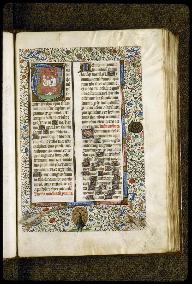 Lyon, Bibl. mun., ms. 5124, f. 166 - vue 1