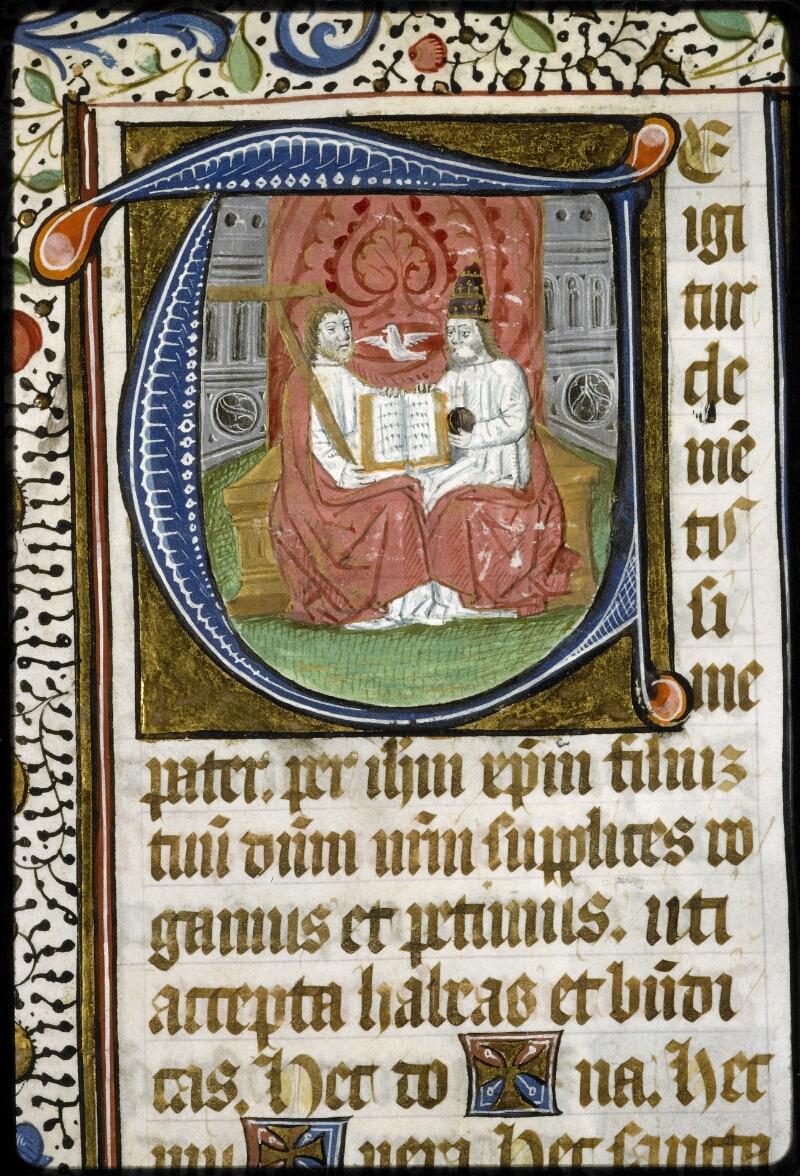 Lyon, Bibl. mun., ms. 5124, f. 166 - vue 2