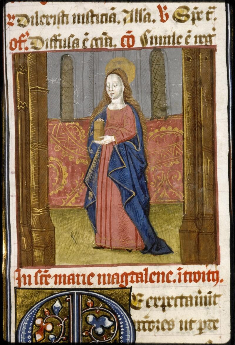 Lyon, Bibl. mun., ms. 5124, f. 214 - vue 2