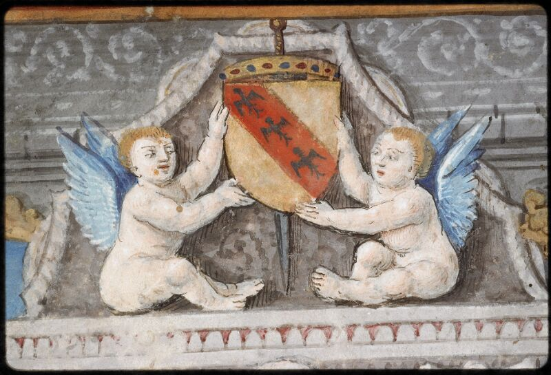 Lyon, Bibl. mun., ms. 5125, f. 003v - vue 6