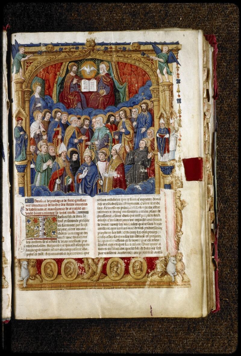 Lyon, Bibl. mun., ms. 5125, f. 004 - vue 1