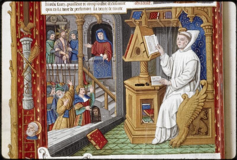 Lyon, Bibl. mun., ms. 5125, f. 005v - vue 2