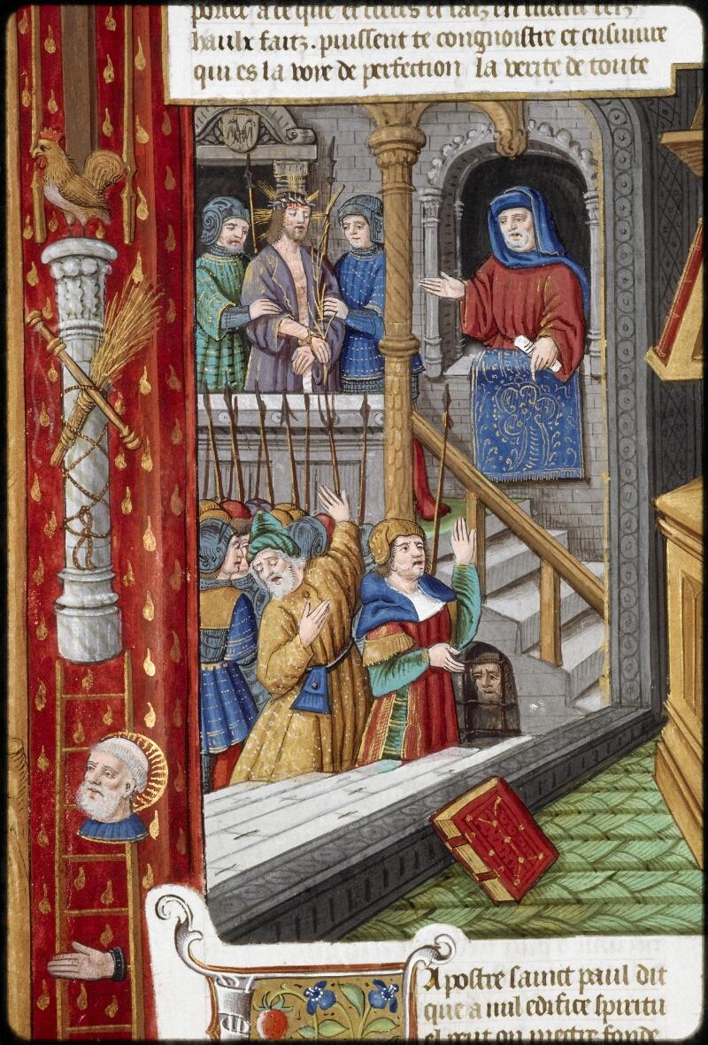 Lyon, Bibl. mun., ms. 5125, f. 005v - vue 3
