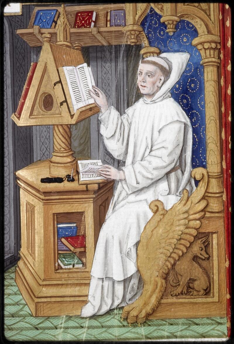 Lyon, Bibl. mun., ms. 5125, f. 005v - vue 4