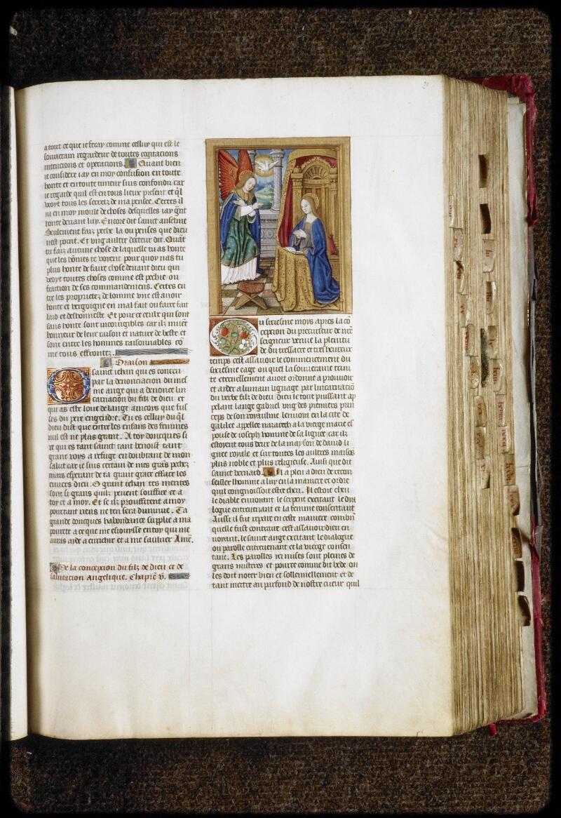 Lyon, Bibl. mun., ms. 5125, f. 020 - vue 1