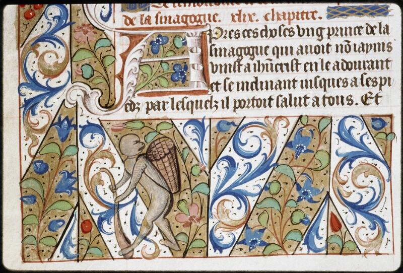 Lyon, Bibl. mun., ms. 5125, f. 179v - vue 2