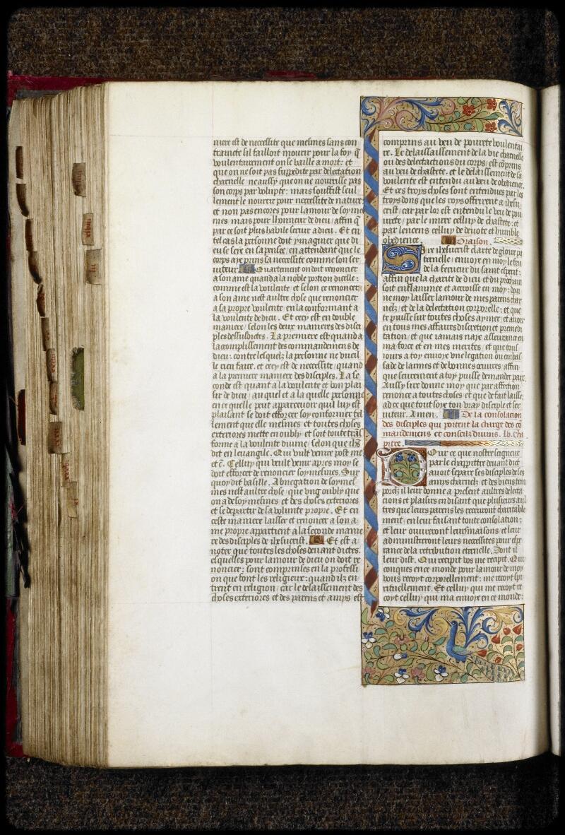 Lyon, Bibl. mun., ms. 5125, f. 198v - vue 1