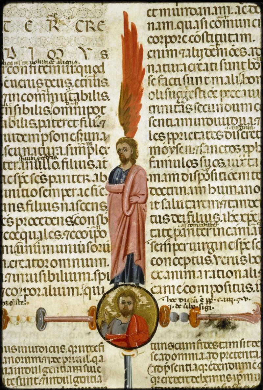 Lyon, Bibl. mun., ms. 5127, f. 001 - vue 5