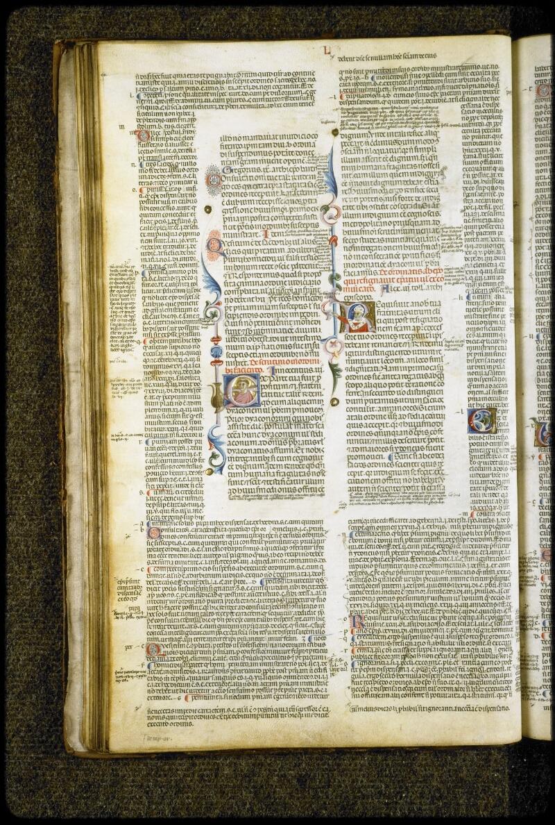 Lyon, Bibl. mun., ms. 5127, f. 039v - vue 1