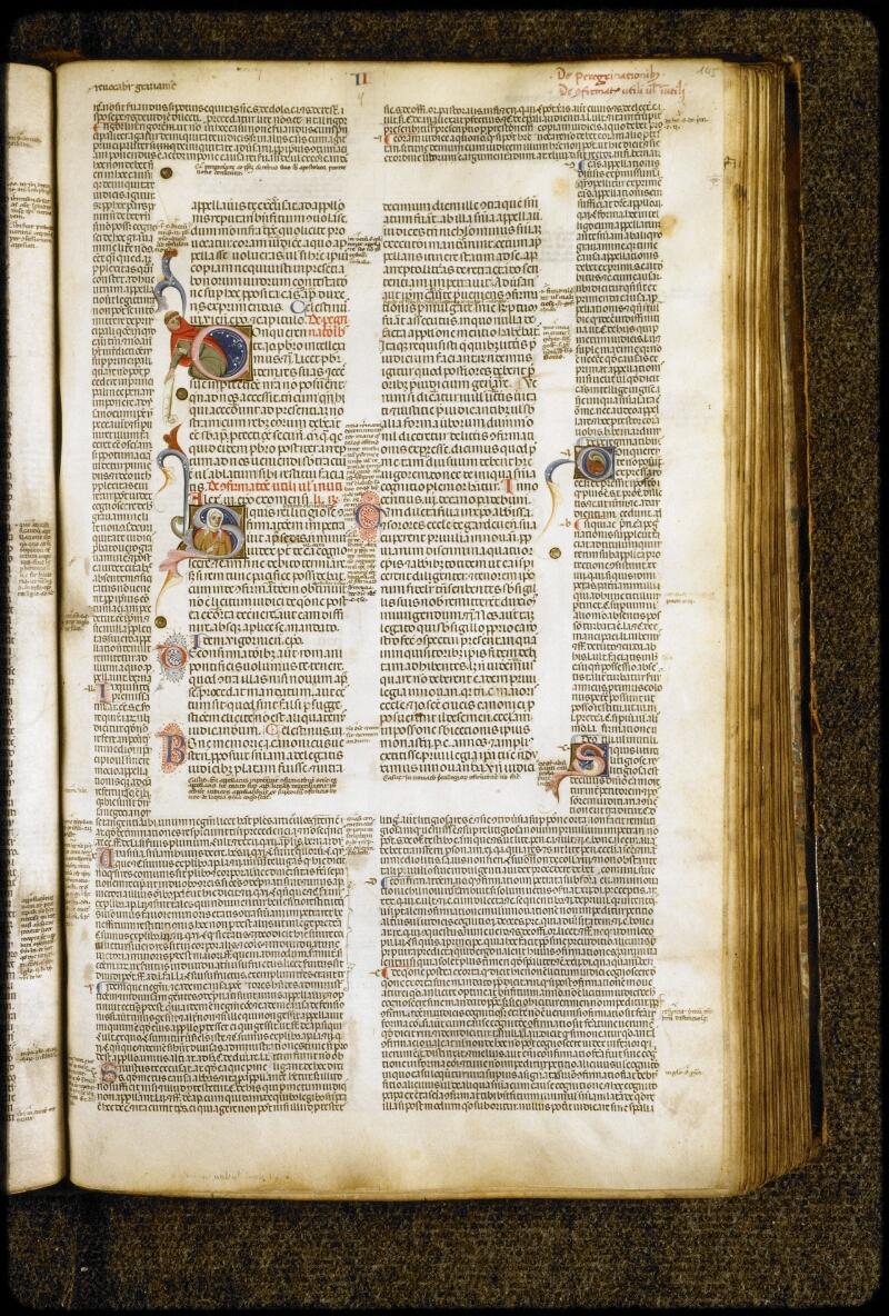 Lyon, Bibl. mun., ms. 5127, f. 145 - vue 1