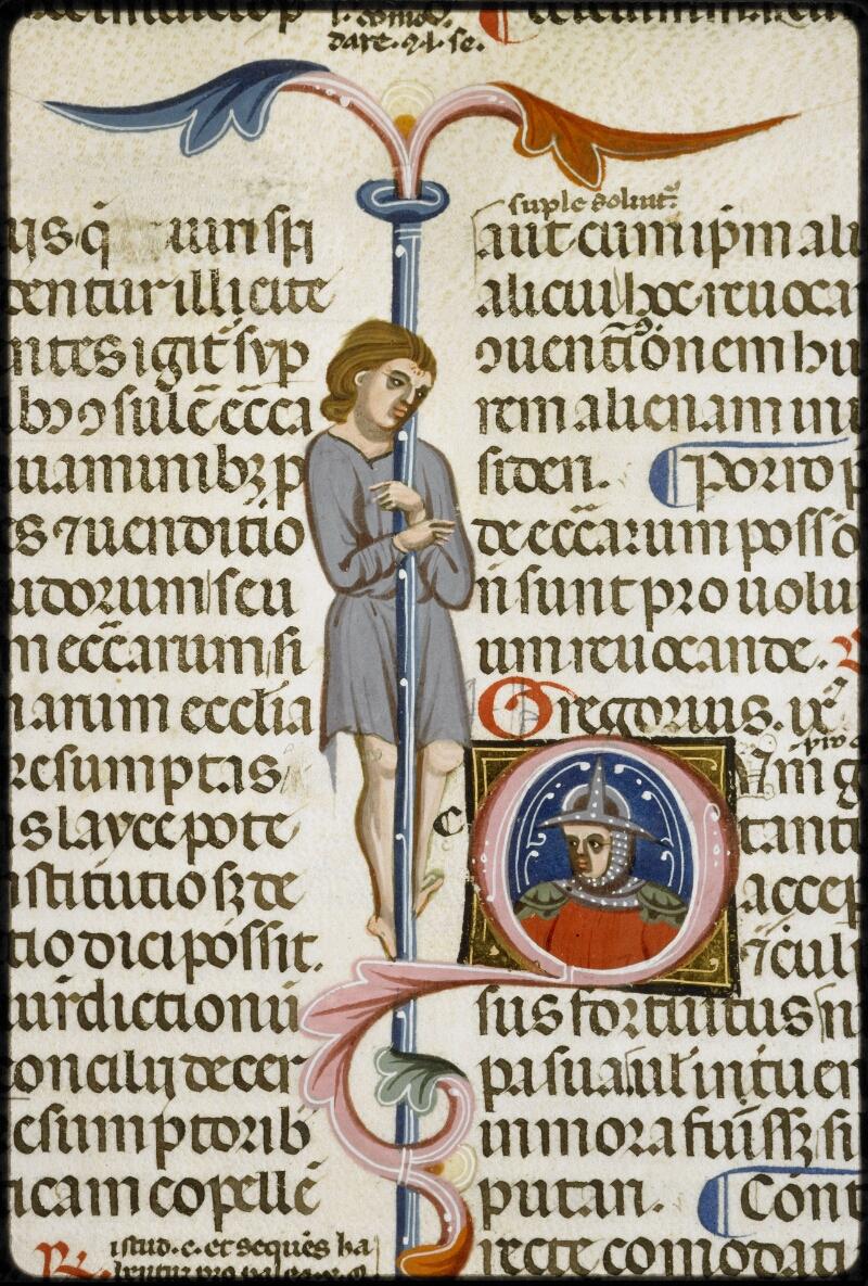 Lyon, Bibl. mun., ms. 5127, f. 164 - vue 2