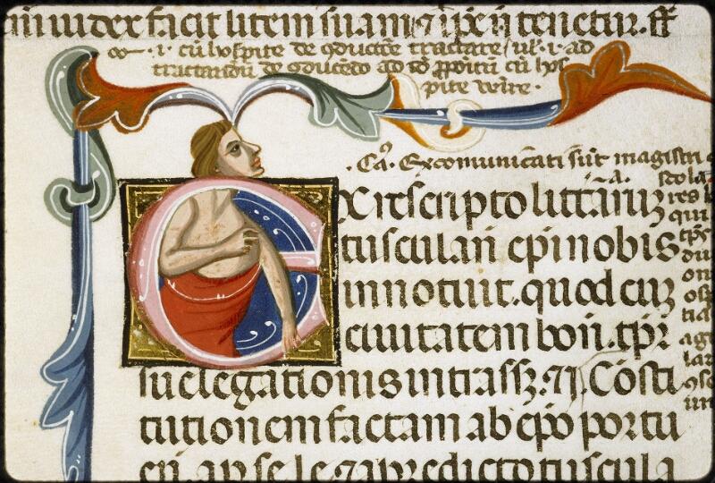 Lyon, Bibl. mun., ms. 5127, f. 165v - vue 2