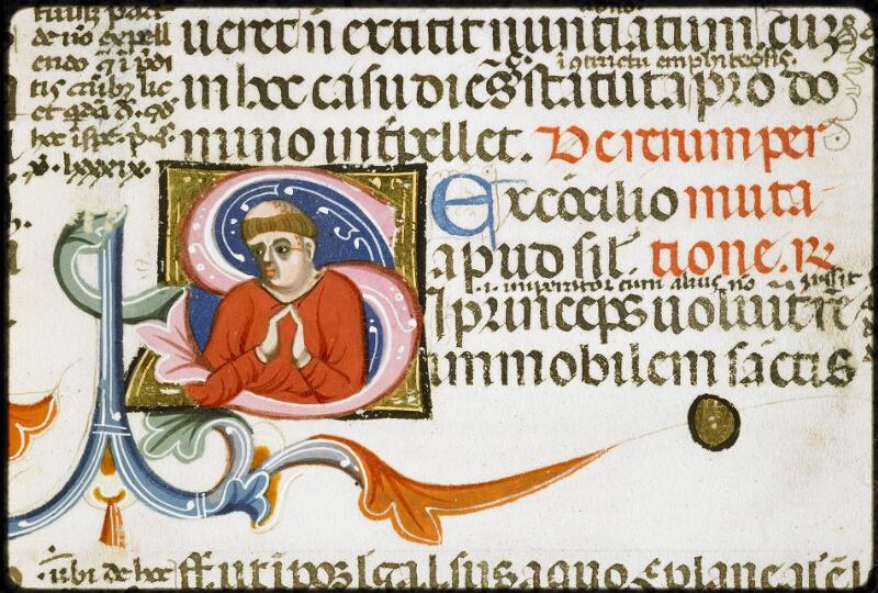 Lyon, Bibl. mun., ms. 5127, f. 165v - vue 3