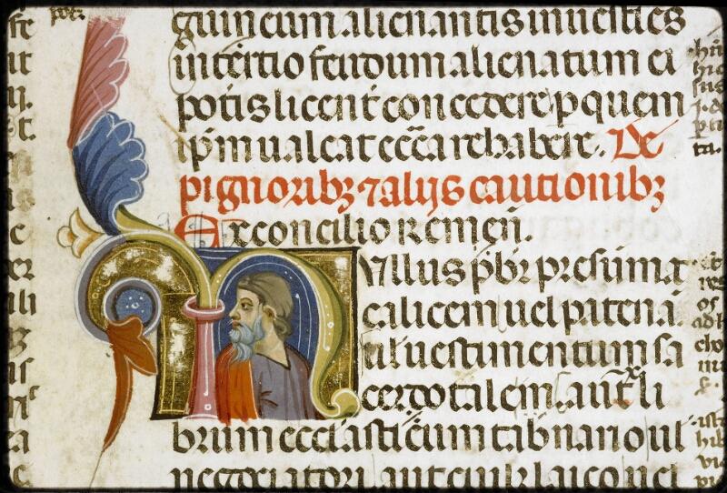 Lyon, Bibl. mun., ms. 5127, f. 167