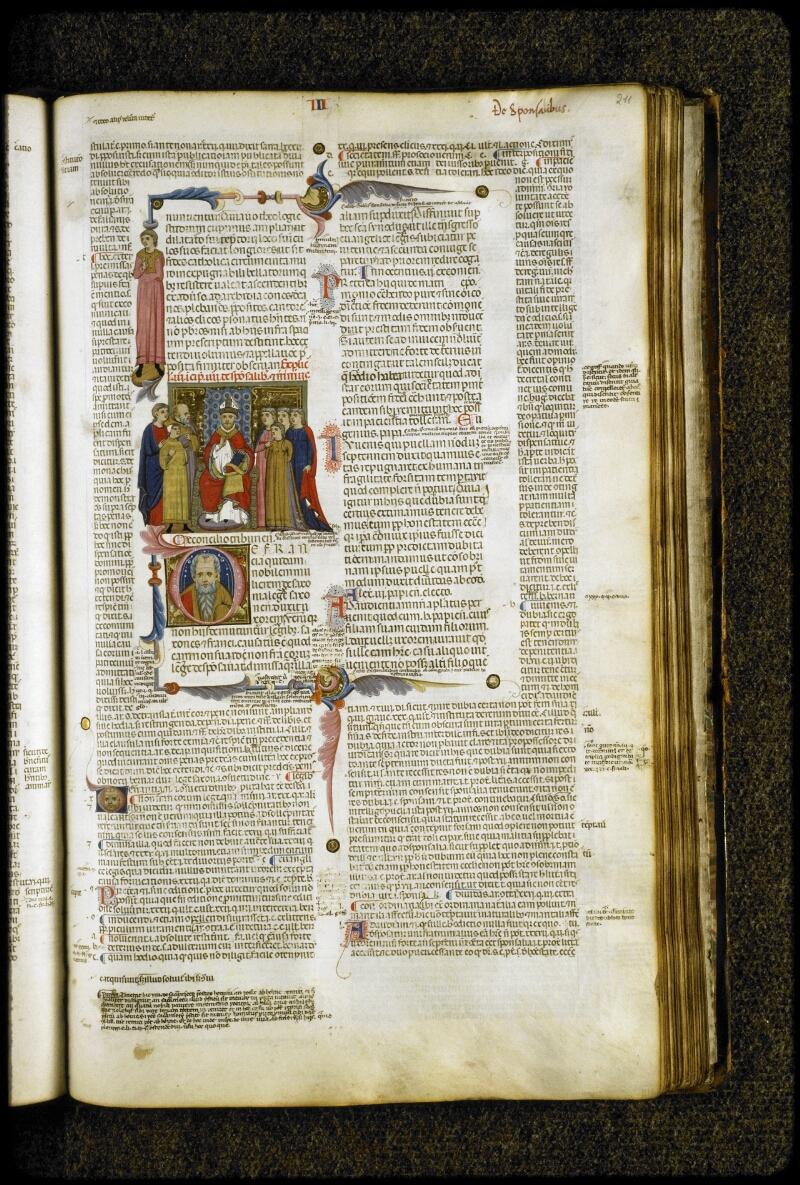 Lyon, Bibl. mun., ms. 5127, f. 211 - vue 1