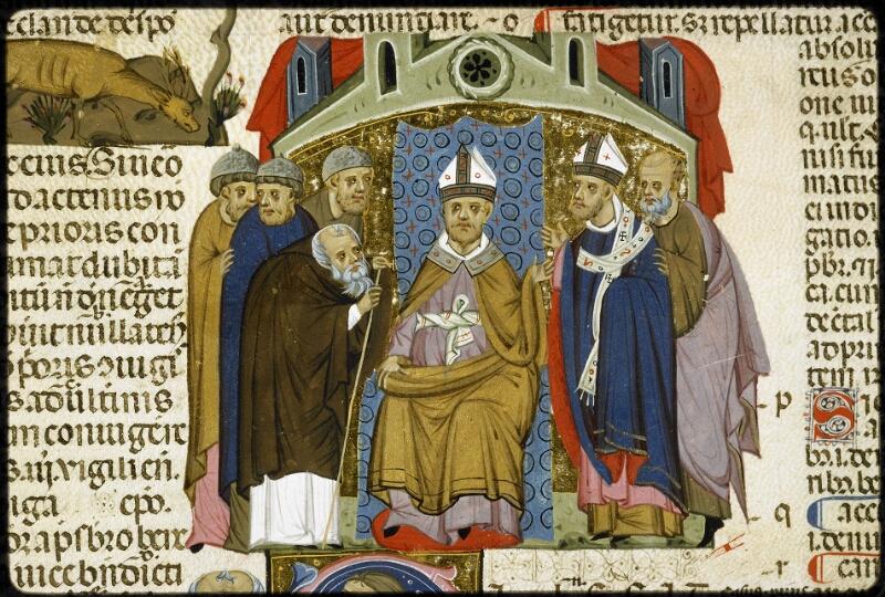 Lyon, Bibl. mun., ms. 5127, f. 231v - vue 2